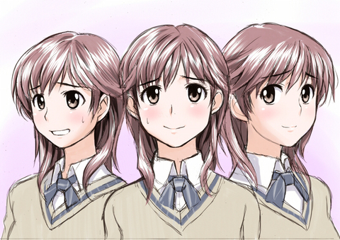 Amagami_rihoko_up