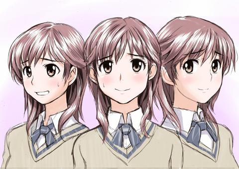 Amagami_rihoko_up